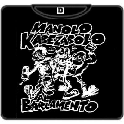 MANOLO KABEZABOLO BARLAMENTO 100