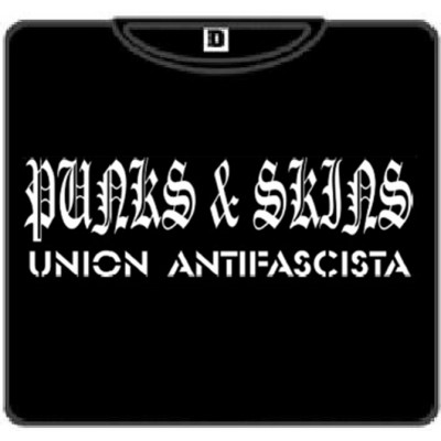 WC PUNKS&SKINS UNION ANTIFASCISTA 100