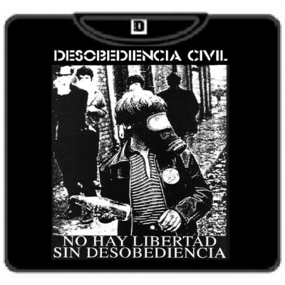 DESOBEDIENCIA CIVIL 100