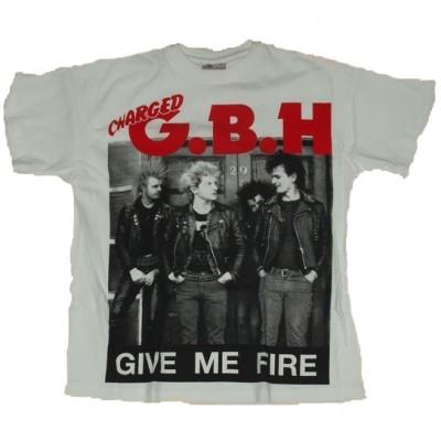 G.B.H.-1 GIVE ME FIRE Blanca 100