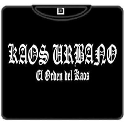 KAOS URBANO El orden del  Kaos  (WC) 100