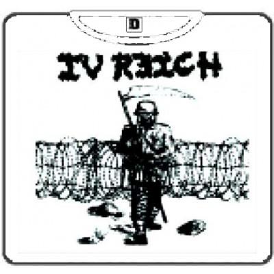 IV REICH  portada maketa, cami blanca 100