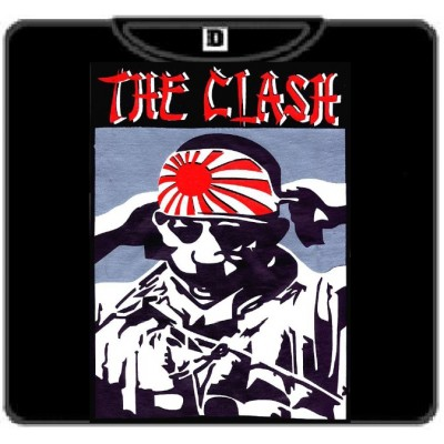 THE CLASH-2  kamikaze 100