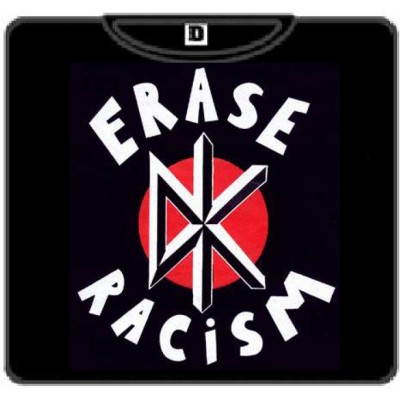 DEAD KENNEDYS-3 ERASE RACISM 100