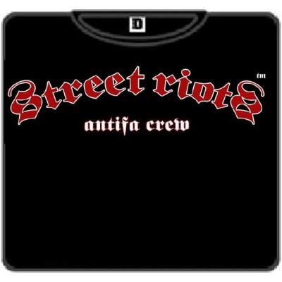 STREET RIOT ANTIFACREW 100