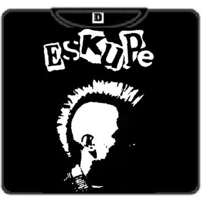 ESKUPE-3 Logo cresta (GRITA O MUERE) 100