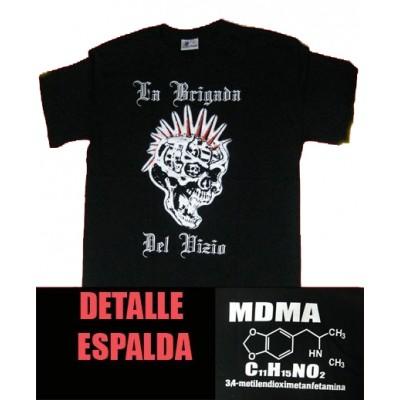 LA BRIGADA DEL VIZIO-2  CALAVERA CRESTA + MDMA 100