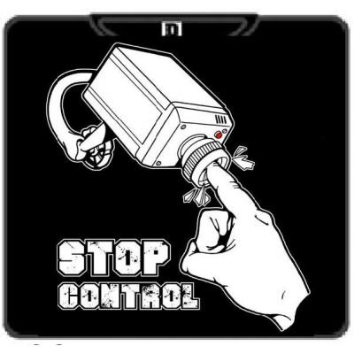 STOP CONTROL  CAMARA Dedo 100