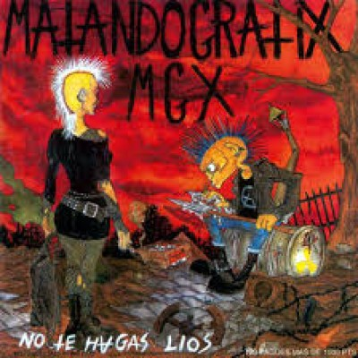 MATANDO GRATIX  No te hagas liox