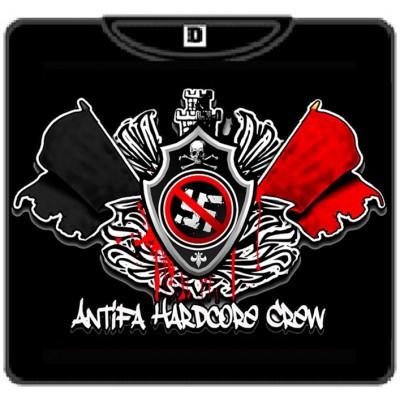 HARDCORE ANTIFA CREW  KOP