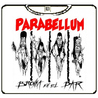 PARABELLUM Bronka en el bar
