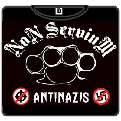 Kamiseta NON SERVIUM  Antinazis