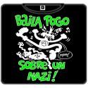 BAILA POGO SOBRE UN NAZI