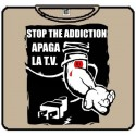 STOP THE ADICTION APAGA LA TV