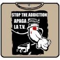 STOP THE ADICTION APAGA LA TV