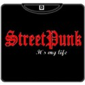 WC STREETPUNK It's my life