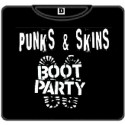 WC PUNKS&SKINS BOOT PARTY