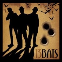 13 BATS  s/t   (1º) 13 BATS  s/t   (1º)