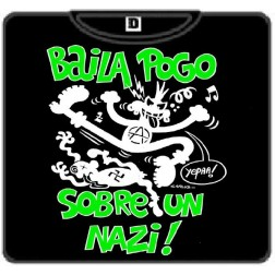 BAILA POGO SOBRE UN NAZI BAILA POGO SOBRE UN NAZI 100