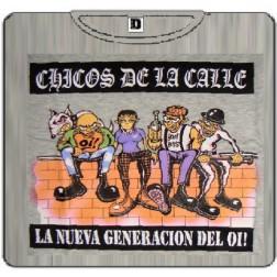WC CHICOS DE LA CALLE WC CHICOS DE LA CALLE 100