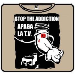 STOP THE ADICTION APAGA LA TV STOP THE ADICTION APAGA LA TV 100