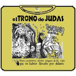 EL TRONO DE JUDAS EL TRONO DE JUDAS 100