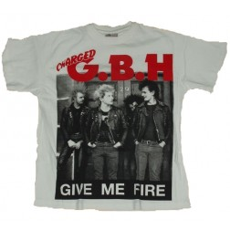 G.B.H.-1 GIVE ME FIRE Blanca G.B.H.-1 GIVE ME FIRE Blanca 100