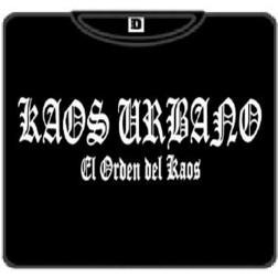 KAOS URBANO El orden del  Kaos  (WC) KAOS URBANO El orden del  Kaos  (WC) 100