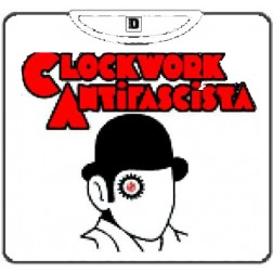 CLOCKWORK ANTIFASCISTA CLOCKWORK ANTIFASCISTA 100