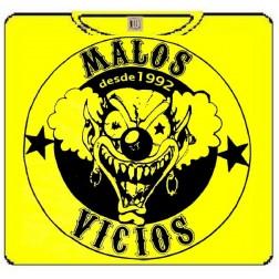 MALOS VICIOS-2 Pallaso amarilla MALOS VICIOS-2 Pallaso amarilla 100