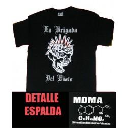 LA BRIGADA DEL VIZIO-2  CALAVERA CRESTA + MDMA LA BRIGADA DEL VIZIO-2  CALAVERA CRESTA + MDMA 100
