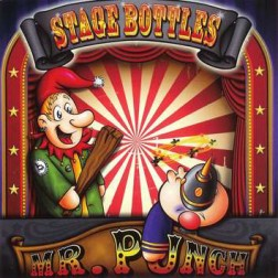 STAGE BOTTLES   Mr Punch STAGE BOTTLES   Mr Punch