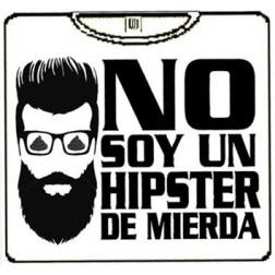 NO SOY UN HIPSTER DE MIERDA