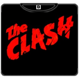 THE CLASH-1  logo