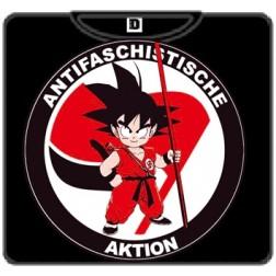 SON GOKU  ANTIFASCHISTISCHE AKTION SON GOKU ANTIFASCHISTISCHE AKTION