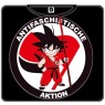 SON GOKU ANTIFASCHISTISCHE AKTION